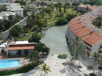 Mill Harbor condominiums on St Croix US Virgin Islands