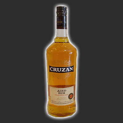 Cruzan Rum factory on St. Croix, U.S. Virgin Islands