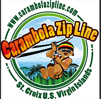 Carambola zip line things to do st croix virgin islands