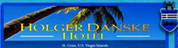 Holger Danske hotel on St Croix Virgin Islands