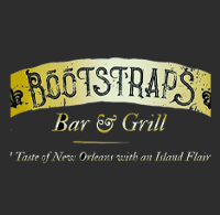 Bootstraps Bar & Grill Restaurant st croix virgin islands