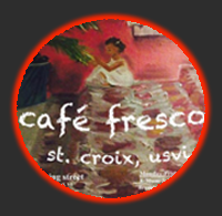 Cafe Fresco restaurant st croix virgin islands