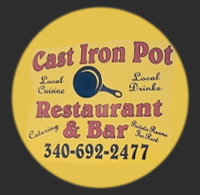 Cast Iron Pot restaurant st croix virgin islands