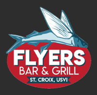Flyers Bar and Grill Restaurant st croix virgin islands