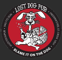 Lost Dog Pub restaurant st croix virgin islands