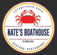 Nate's Boathouse restaurant st croix virgin islands