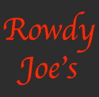 Rowdy Joe's bar and restaurant st croix virgin islands