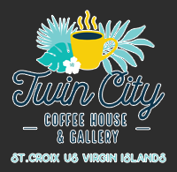 Twin City Coffee House restaurant st croix virgin islands