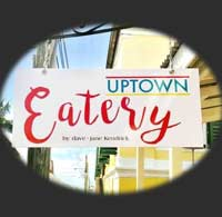 Uptown Eatery restaurant st croix virgin islands SCUBA