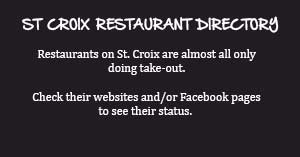 st Croix virgin islands restaurant directory