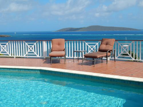 rental villa with a view on st croix us virgin islands
