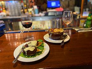 Bombay Club restaurant st croix virgin islands