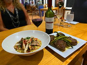 Galleon restaurant st croix virgin islands
