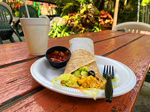 Luncheria restaurant st croix virgin islands