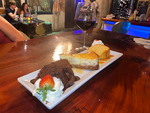 Rum and Wine Bar restaurant st croix virgin islands