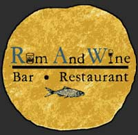 Rum and Wine Bar restaurant st croix virgin islands
