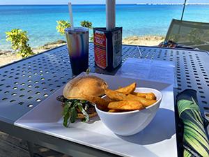The Fred restaurant st croix virgin islands