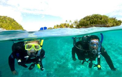 Wreck Diver w 4 Dives
